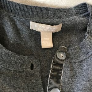Banana Republic Sweaters - Banana Republic Extra Fine Merino Wool Cardigan
